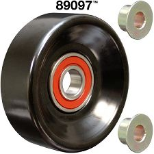 Dayco Accessory Drive Belt Idler Pulley  Main Drive