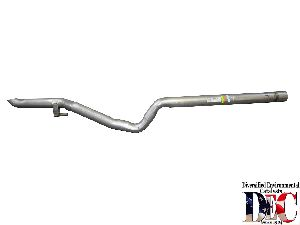 DEC Exhaust Tail Pipe