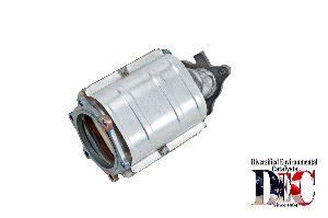 DEC Catalytic Converter  Front