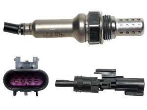 Denso Oxygen Sensor  Downstream Left