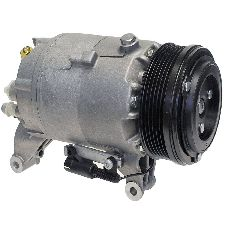 Denso A/C Compressor and Clutch