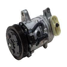 AC Compressor w// A//C Drier For Dodge D150 Ram 50 W100 W150 W250 Ramcharger