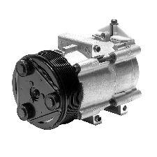 Denso A/C Compressor and Clutch