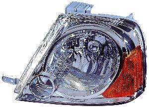 DEPO Body Headlight Assembly  Left
