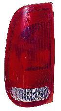 DEPO Body Tail Light Assembly  Left