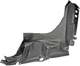 Dorman Undercar Shield  Front Right
