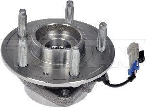 Dorman Wheel Bearing and Hub Assembly  Front