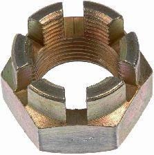 Dorman Spindle Nut  Front