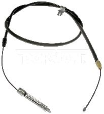 Dorman Parking Brake Cable  Rear Left