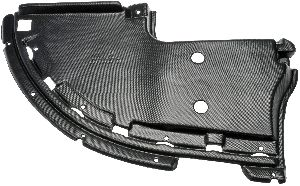 Dorman Undercar Shield  Front Left