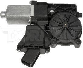 Dorman Power Window Motor  Rear Left