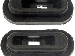 Dorman Brake Backing Plate  Rear