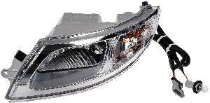 Dorman Headlight Assembly  Left