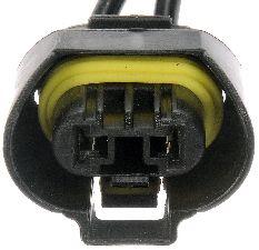 Dorman Fog Light Connector  N/A