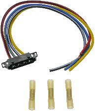 Dorman HVAC Blower Motor Resistor Connector