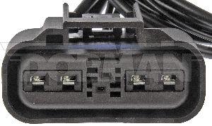 Dorman Fuel Pump Driver Module Connector  N/A
