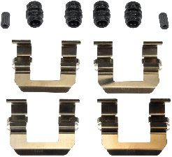 Dorman Disc Brake Hardware Kit  Front