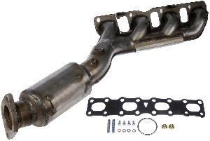 Dorman Catalytic Converter with Integrated Exhaust Manifold  Right