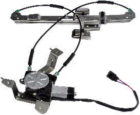 Dorman Power Window Motor and Regulator Assembly  Rear Right