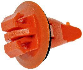 Dorman Fender Molding Retainer  Rear