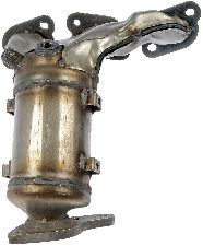 Dorman Catalytic Converter with Integrated Exhaust Manifold  Rear