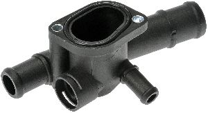 Dorman Engine Coolant Water Outlet  Rear