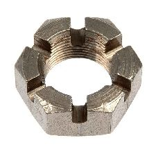 Dorman Spindle Nut  Front