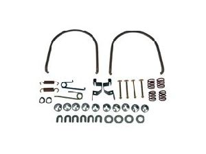 Dorman Drum Brake Hardware Kit  Rear