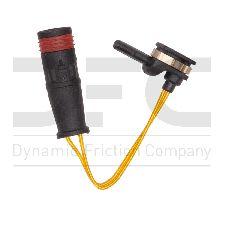 Dynamic Friction Disc Brake Pad Wear Sensor  Rear