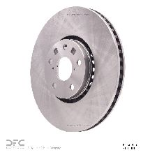 Dynamic Friction Disc Brake Rotor  Front Right