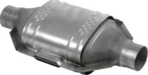 Eastern Catalytic Catalytic Converter  Right Center