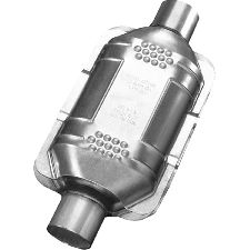 Eastern Catalytic Catalytic Converter  Left