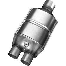 Eastern Catalytic Catalytic Converter  Front