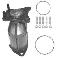 Eastern Catalytic Catalytic Converter  Front Right