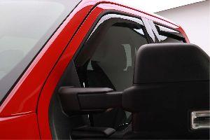 EGR Door Window Deflector