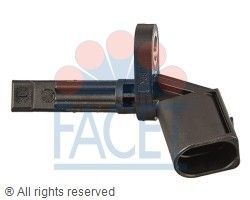 Facet ABS Wheel Speed Sensor  Front Right