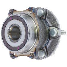 FAG Wheel Bearing and Hub Assembly  Rear