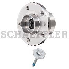FAG Wheel Bearing Kit  Front