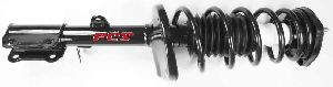 FCS Struts Suspension Strut and Coil Spring Assembly  Rear Right