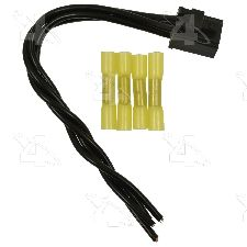 Four Seasons HVAC Blower Motor Resistor Connector