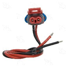 Four Seasons A/C Compressor Cut-Out Switch Harness Connector