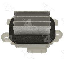 Four Seasons HVAC Blower Motor Resistor  Front