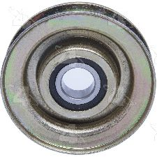 Four Seasons Accessory Drive Belt Idler Pulley  Air Conditioning