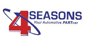 Four Seasons A/C Compressor and Component Kit  Front and Rear