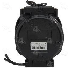 Global Parts 6512113 A//C Compressor