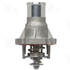 Four Seasons Engine Coolant Thermostat / Water Outlet Assembly
