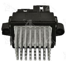 Four Seasons HVAC Blower Motor Resistor  Rear