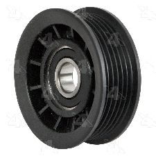 Four Seasons Accessory Drive Belt Tensioner Pulley  Serpentine