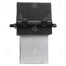Four Seasons HVAC Blower Motor Resistor  Front