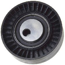 Gates Accessory Drive Belt Idler Pulley  Alternator, Water Pump and Power Steering